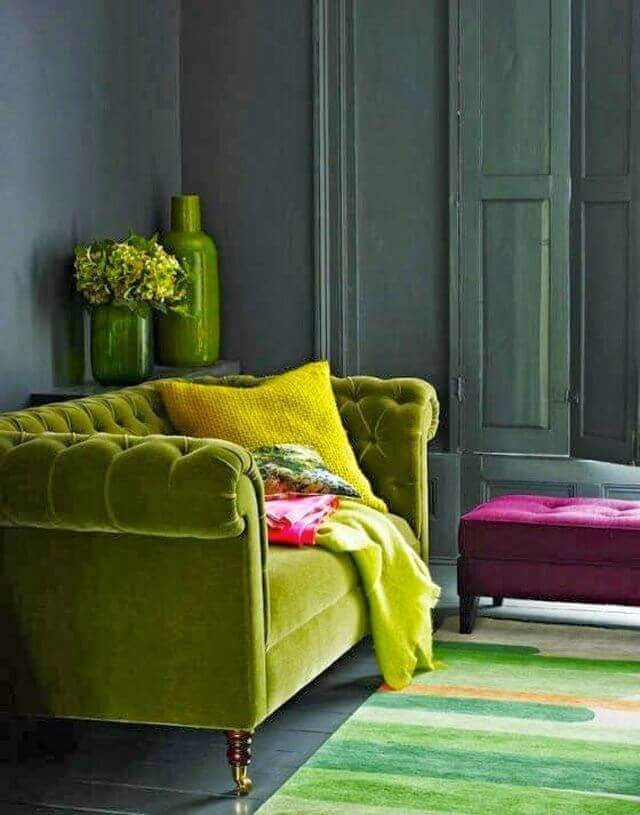 Color Crush: Chartreuse Green