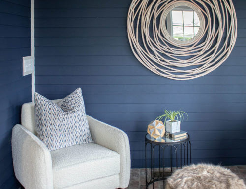 Color Crush: Navy Blue