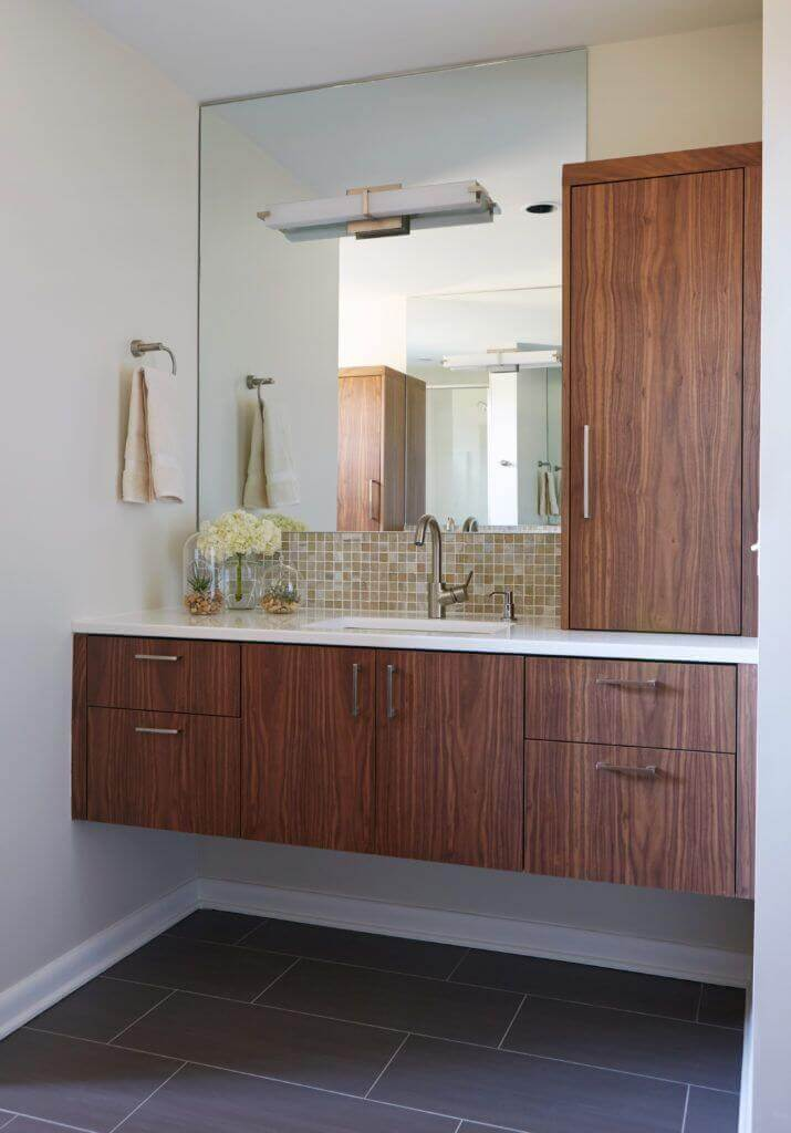 Bathroom Renovations with Show-Stopping Vanities | Beth Haley Design