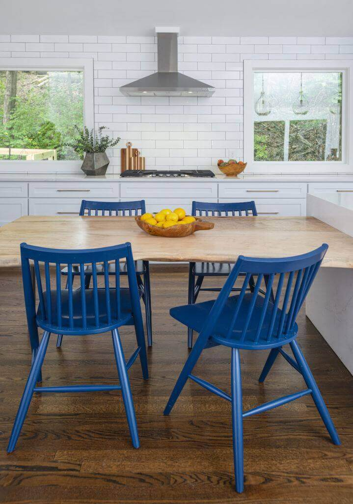 The best shades of blue for interior design. | Beth Haley Design