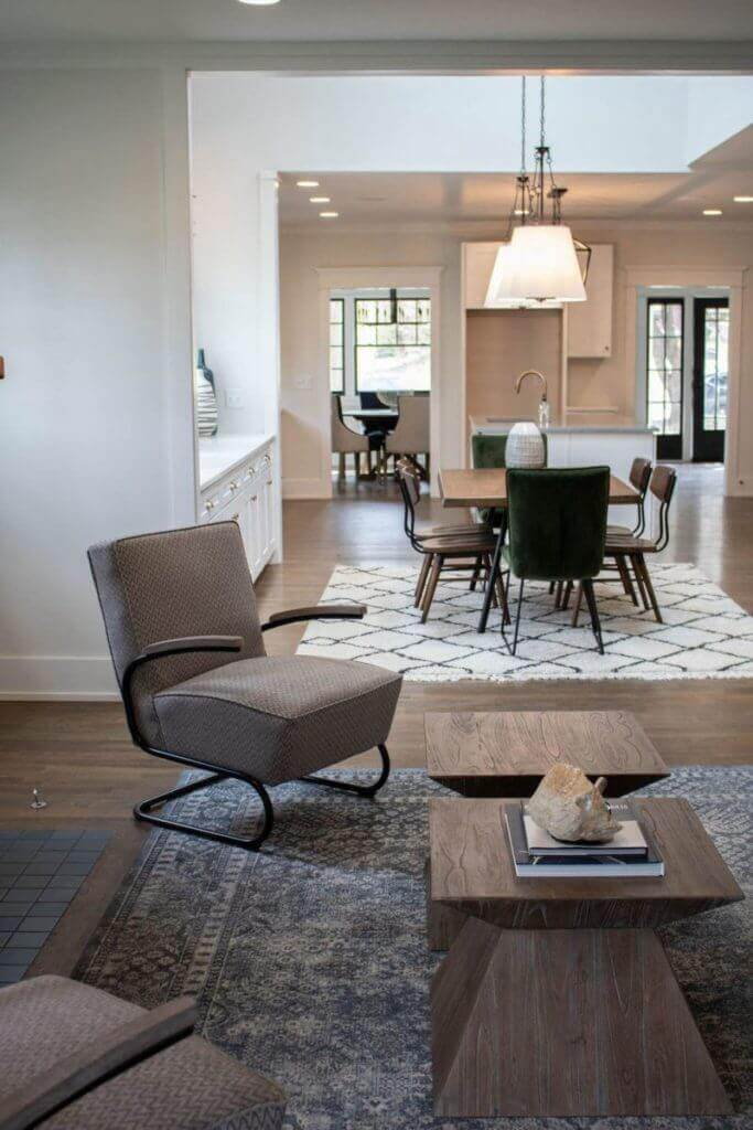 How Rugs Can Really Transform a Room | Beth Haley Design